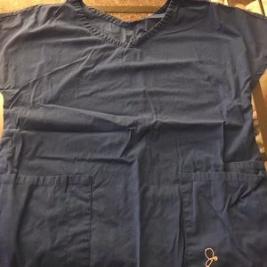 Tops - Designer scrub top